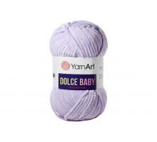 YarnArt Dolce Baby 744 сиреневый