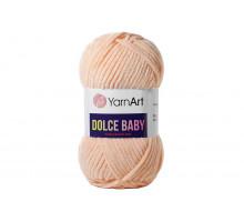 YarnArt Dolce Baby 773 персиковый
