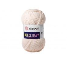YarnArt Dolce Baby 779 светло-персиковый