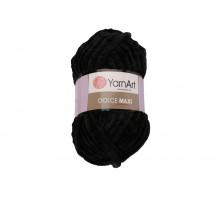 YarnArt Dolce Maxi 742 черный
