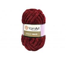 YarnArt Dolce Maxi 752 вишневый
