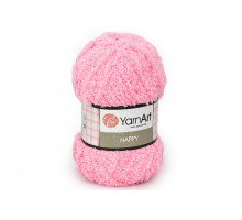 YarnArt Happy 773 розовый