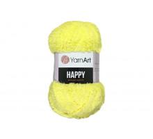 YarnArt Happy 774 желтый
