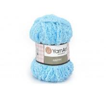 YarnArt Happy 776 голубой