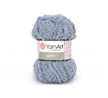 YarnArt Happy 778 серо-голубой