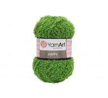 YarnArt Happy 779 зеленый