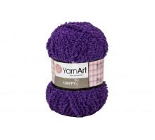 YarnArt Happy 780 темно-фиолетовый