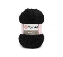 YarnArt Happy 782 черный