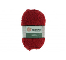 YarnArt Happy 783 тёмно-красный