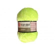 YarnArt Happy 788 лимонный