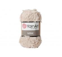 YarnArt Mink 331 розово-бежевый