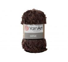 YarnArt Mink 333 шоколад