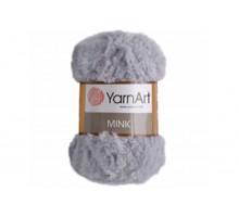 YarnArt Mink 334 светло-серый