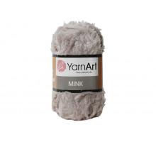 YarnArt Mink 337 серо-бежевый
