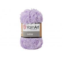 YarnArt Mink 350 светло-сиреневый