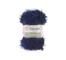 YarnArt Samba 003 темно-синий