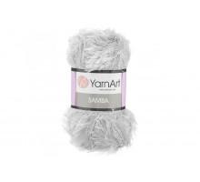 YarnArt Samba 010 светло-серый