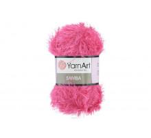 YarnArt Samba 2012 ярко-розовый