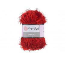 YarnArt Samba 2026 вишня