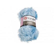 YarnArt Samba 2029 нежно-голубой