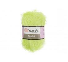 YarnArt Samba 2036 светло-салатовый