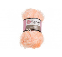 YarnArt Samba 204 светлый персик