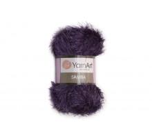 YarnArt Samba 028 темно-фиолетовый