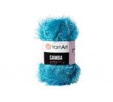 YarnArt Samba 030 бирюза