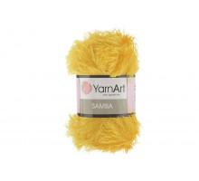 YarnArt Samba 047 темно-желтый