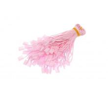 Биркодержатель полиэстер розовый
