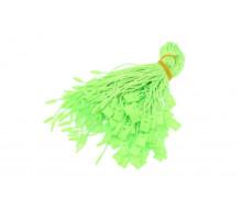 Биркодержатель полиэстер зеленый