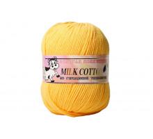 Color City Milk Cotton 011 желтый