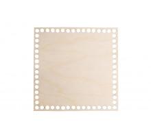 Донышко квадрат 19.5x19.5 см – сплошная заготовка 3 мм