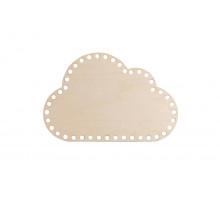 Донышко облако 30x20 см – сплошная заготовка 3 мм