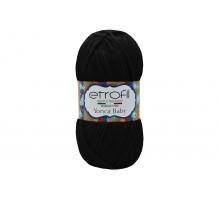Etrofil Yonca Baby цвет 70092 черный