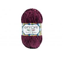 Etrofil Yonca Baby цвет 70609 темно-пурпурный