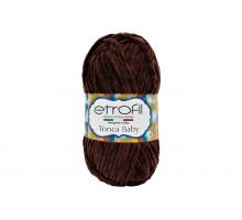 Etrofil Yonca Baby цвет 70704 темно-коричневый