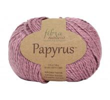 Fibra Natura Papyrus 229-11 темный розово-сиреневый