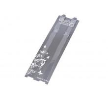 Бретельки силиконовые 1 см прозрачные