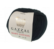 Gazzal Baby Cotton 3433 черный