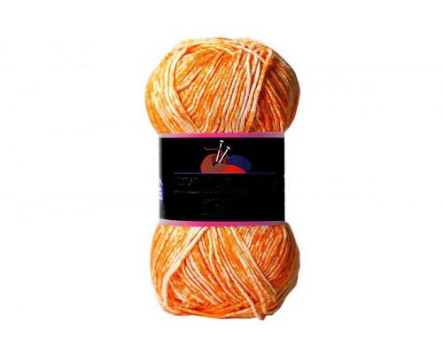 Пряжа Гималаи/Хималая Деним – цвет 115-12 оранжевый