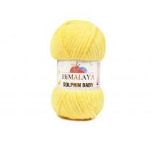 Himalaya Dolphin Baby 80302 желтый