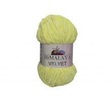 Himalaya Velvet 90002 желтый
