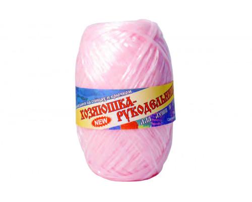 Пряжа Хозяюшка-рукодельница Для души и душа – цвет розовый сон