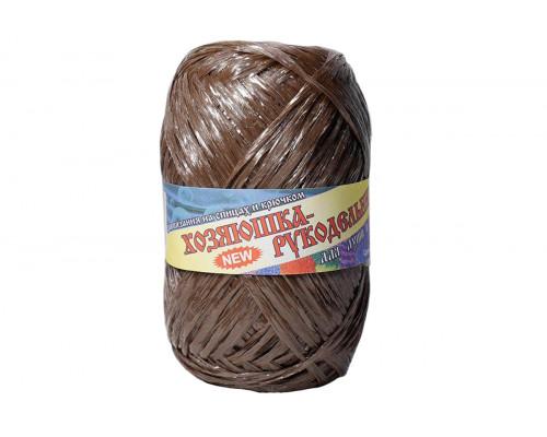 Пряжа Хозяюшка-рукодельница Для души и душа – цвет шоколадный