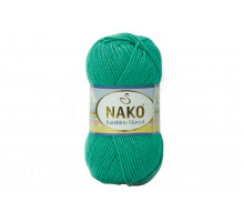Nako Bambino Marvel 10460/9023 зеленая бирюза