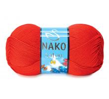 Nako Saten 00207 алый