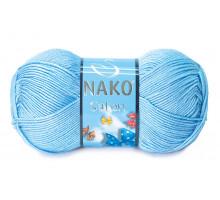 Nako Saten 00214 голубой