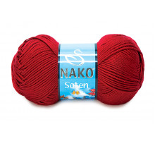 Nako Saten 01175 вишня
