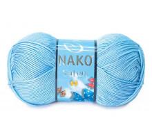 Nako Saten 01820 нежно-голубой